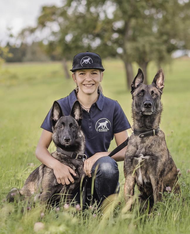 Klara Kühne LakeDog Hundeschule Bodensee